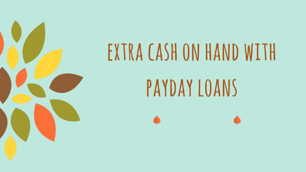 why choose payday loans for unemployed people