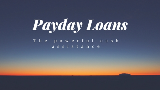 why choose payday advance loans