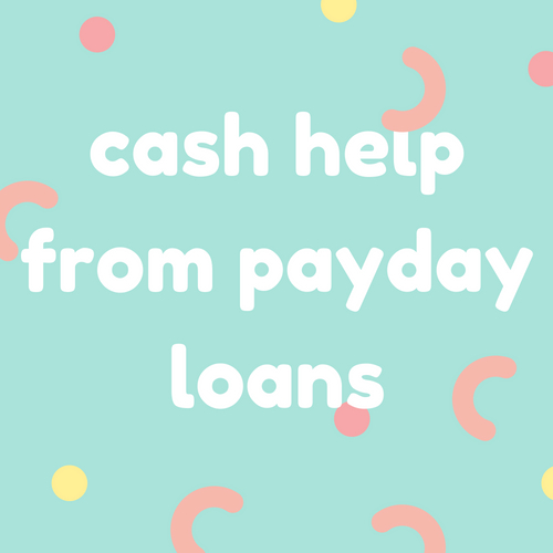 The Importance of Payday Loans for Poor Credit Application