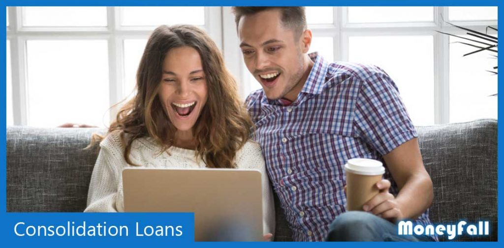 consolidate your debt with a single loan