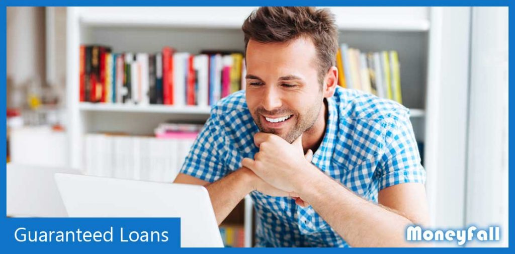 find guaranteed loans online today