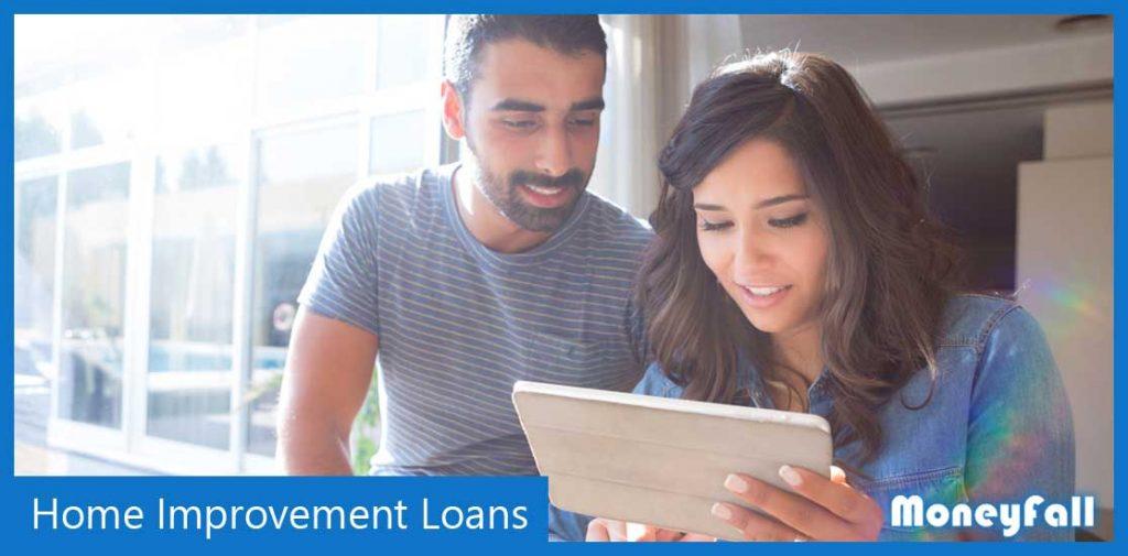 get a home improvement loan online