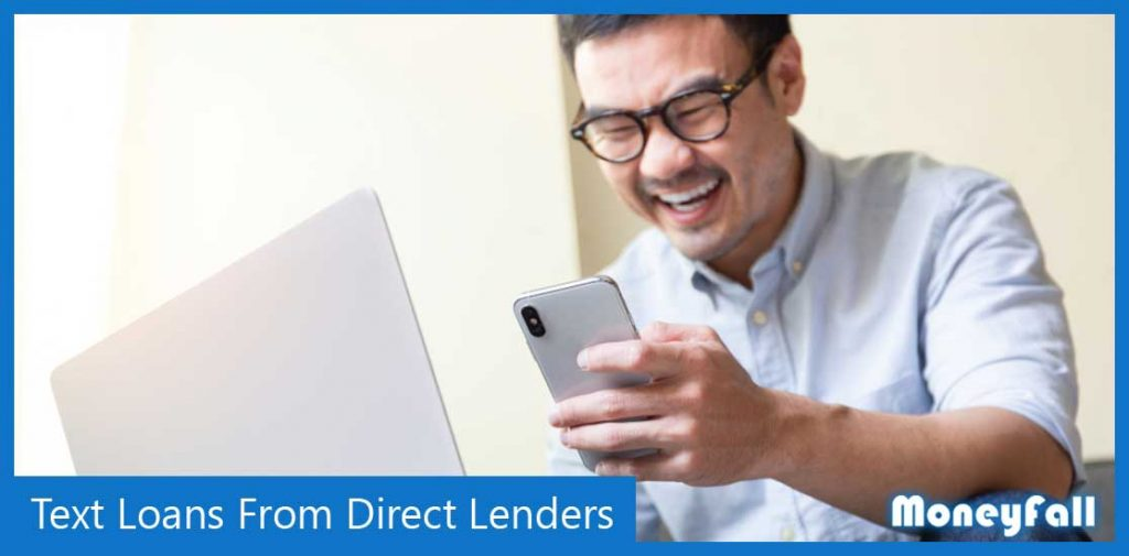 text loans from direct lenders