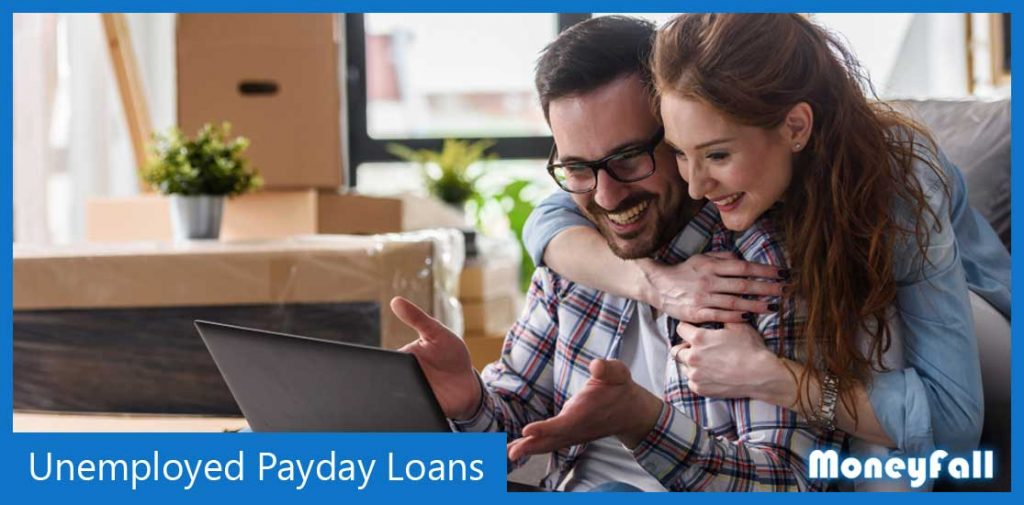 payday loans for unemployed people