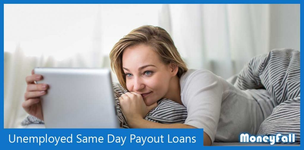 get unemployed loans on the same day