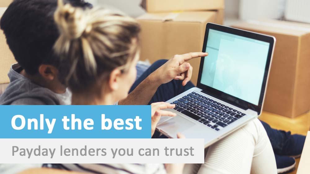 the best payday loans in the UK