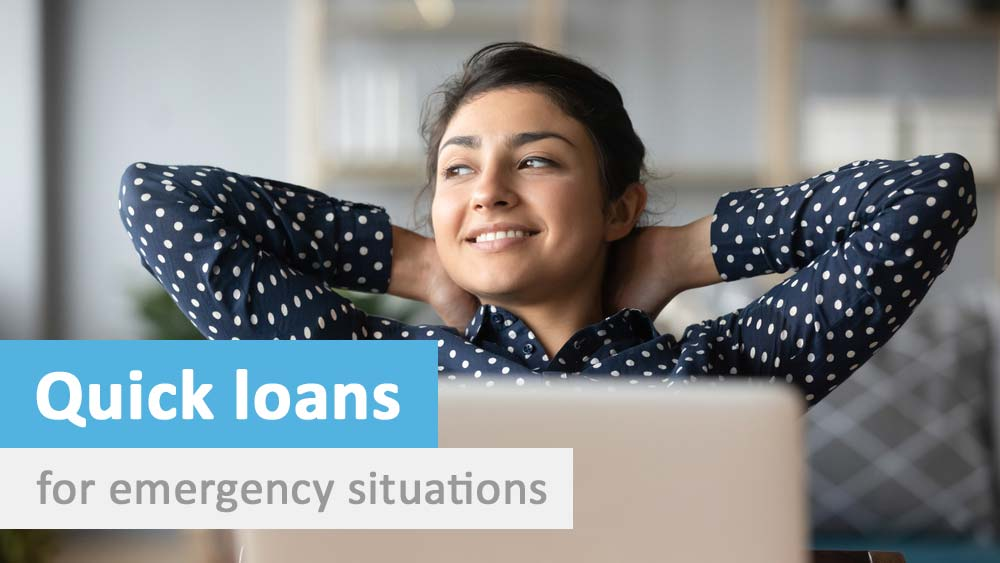 quick loans for emergencies